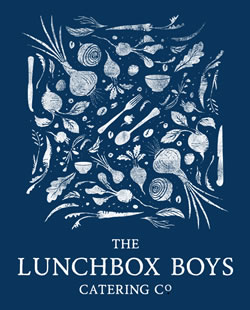 The Lunchbox Boys logo